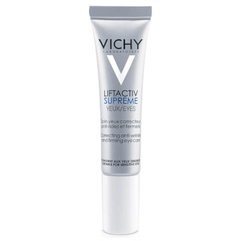 Vichy LiftActiv Eyes Anti-Wrinkle and Firming Eye Cream with Caffeine for Dark Circles and Under-Eye Bags, 0.5 Fl. Oz.