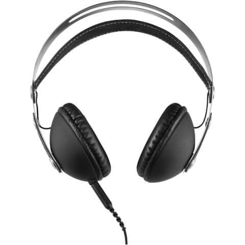 Akai Classic On-Ear Headphones - Black