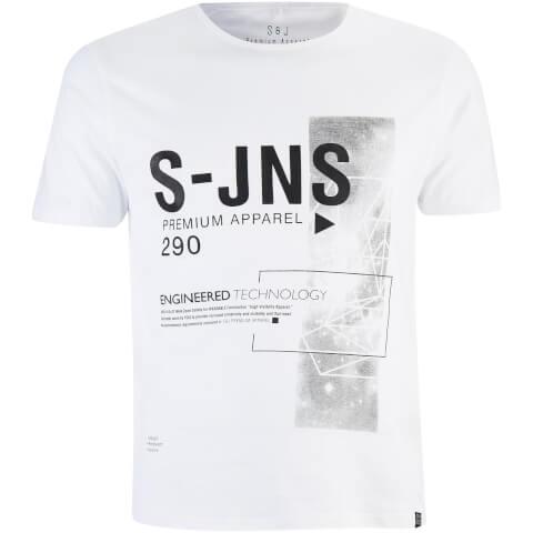 Camiseta Smith & Jones Langchor - Hombre - Blanco