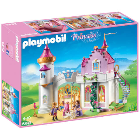 Playmobil Princess Royal Residence (6849)