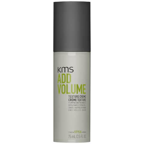 KMS AddVolume Texture Creme 75ml