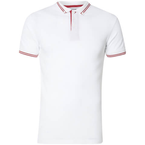Advocate Men's Ralling Polo Shirt - White