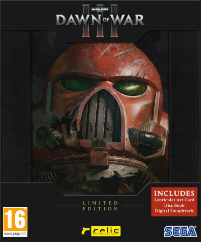 Warhammer 40,000: Dawn of War III: Limited Edition