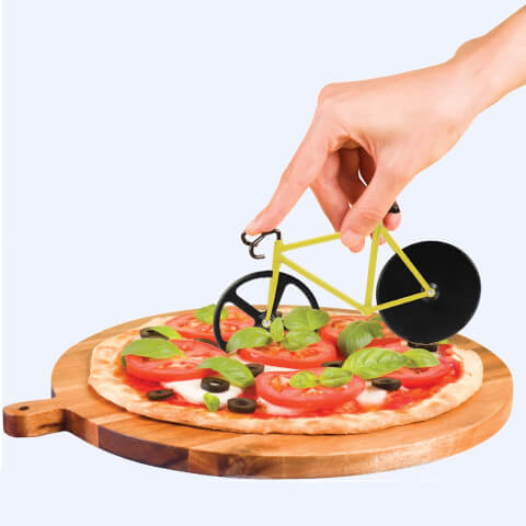 Fixie Pizza Cutter - Bumble Bee