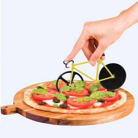 Roulette à Pizza Vélo - Abeille