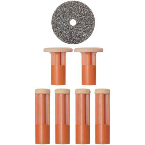 PMD Coarse Replacement Discs - Orange