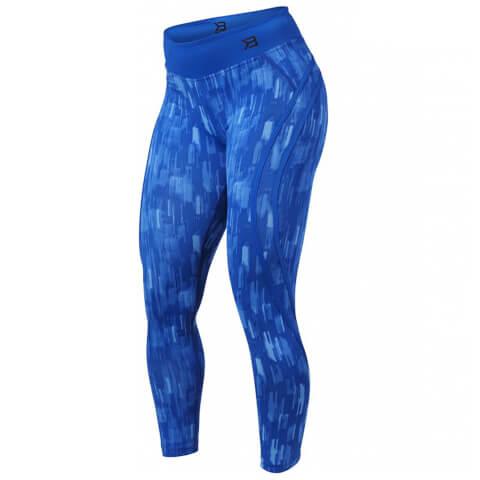 Better Bodies Manhattan High Waist Trousers - Bright Blue