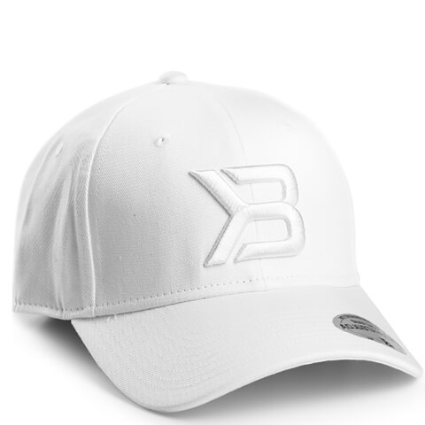 Better Bodies Women's Baseball Cap - White