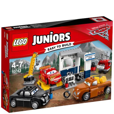 LEGO Juniors: Cars 3 Smokey's Garage (10743)