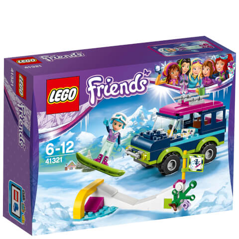 LEGO Friends: Winter Holiday Snow Resort Off-Roader (41321)