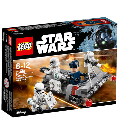 LEGO Star Wars: First Order Transport Speeder Battle Pack (75166)