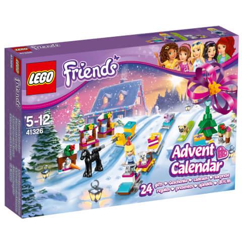 LEGO Friends Advent Calendar (41326)