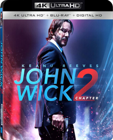 John Wick: Chapter Two - 4K Ultra HD