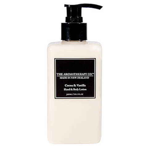 Aromatherapy Co Cocoa And Vanilla Hand & Body Lotion 300ml