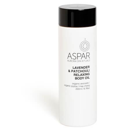 Aspar Lavender & Patchouli Relaxing Body Oil