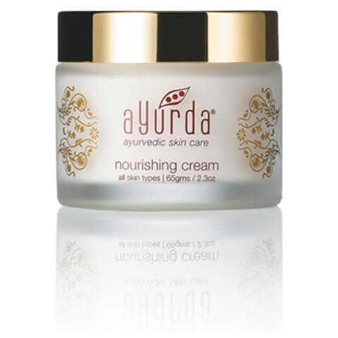 Ayurda Ayurvedic Skincare Nourishing Cream 65g