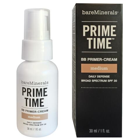 bareMinerals Prime Time BB Primer-Cream SPF 30 30ml- Medium