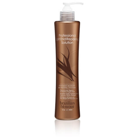 Brazilian Blowout Professional Split End Repairing Solution 350ml