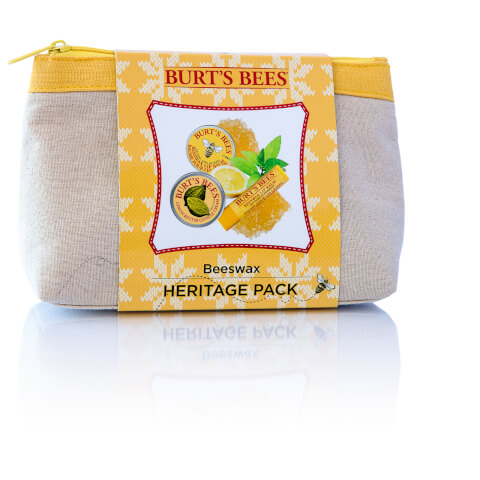 Burt's Bees Beeswax Heritage Pack