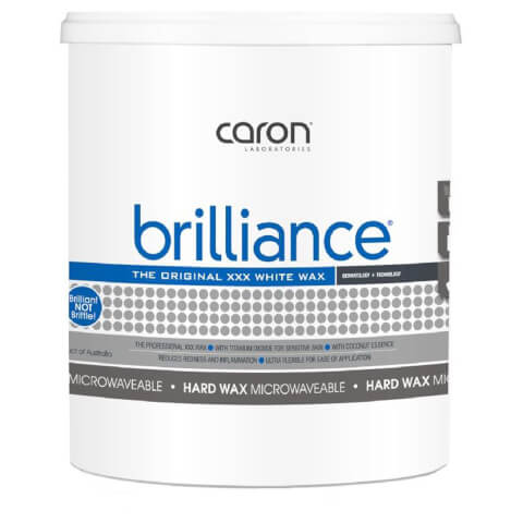 Caron Brilliance Microwaveable Hard Wax 800g