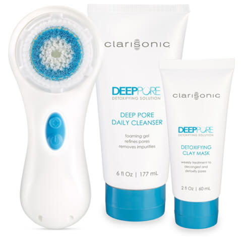 Clarisonic Mia 2 Deep Pore Sonic Skin Cleansing System White