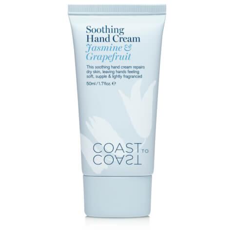 Coast to Coast Coastal Soothing Hand Cream 50ml