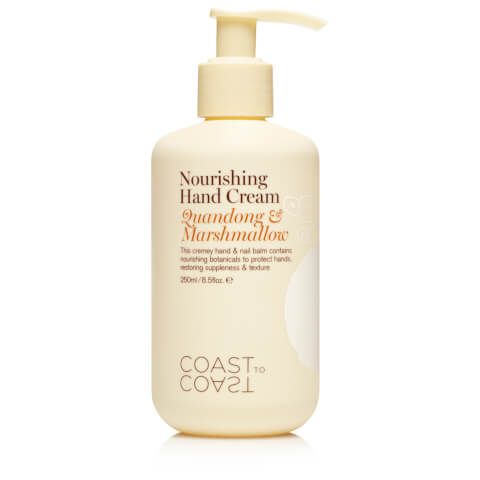 Coast to Coast Outback Nourishing Hand Cream 250ml