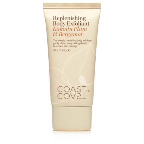 Coast to Coast Outback Replenishing Body Exfoliant 50ml
