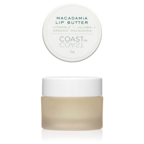 Coast to Coast Rainforest Macadamia Lip Butter 15ml