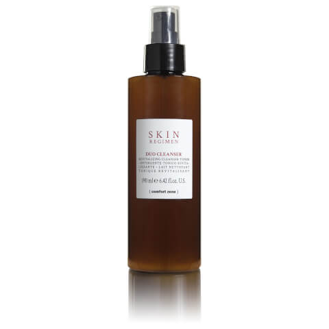 Comfort Zone Skin Regimen Duo Cleanser Toner 190ml
