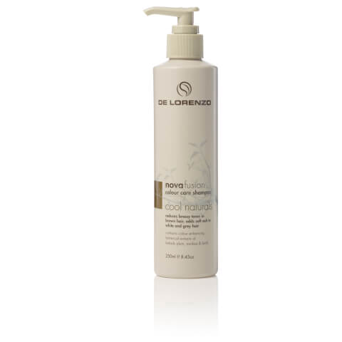 De Lorenzo Novafusion Colour Care Shampoo Cool Natural