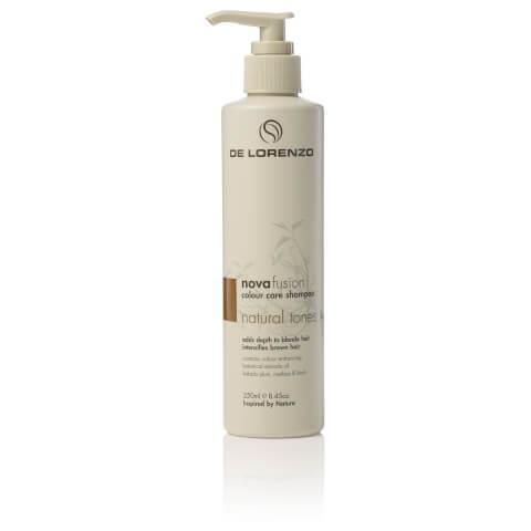 De Lorenzo Novafusion Colour Care Shampoo Natural Tones