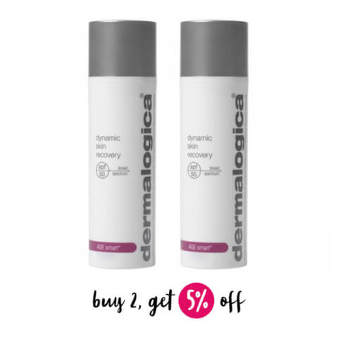 Buy 2 Dermalogica Age Smart Dynamic Skin Recovery SPF50 50ml And Save