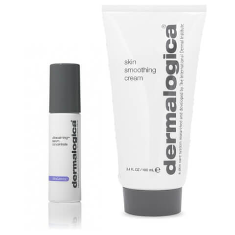 Dermalogica Skin Smoothing Cream 100ml + Ultracalming Serum Concentrate 40ml Duo