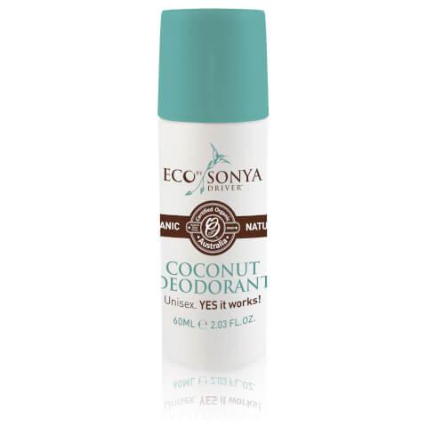 Eco Tan Coconut Deodorant 60ml
