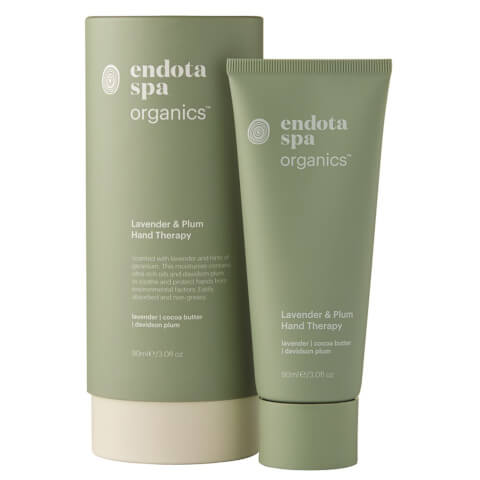 Endota Spa Organics Lavender And Plum Hand Therapy 90ml