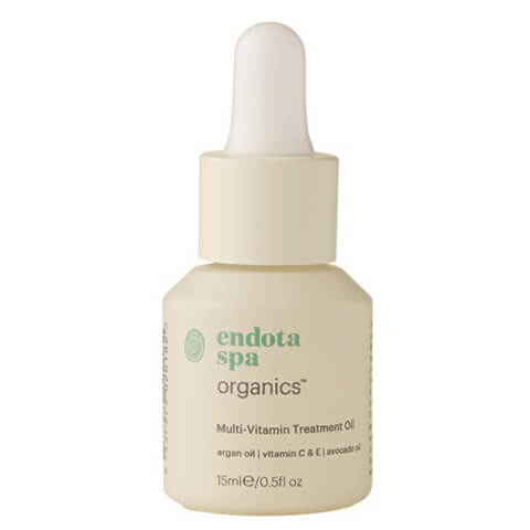 Endota Spa Organics Multi-Vitamin Treatment Oil 15ml