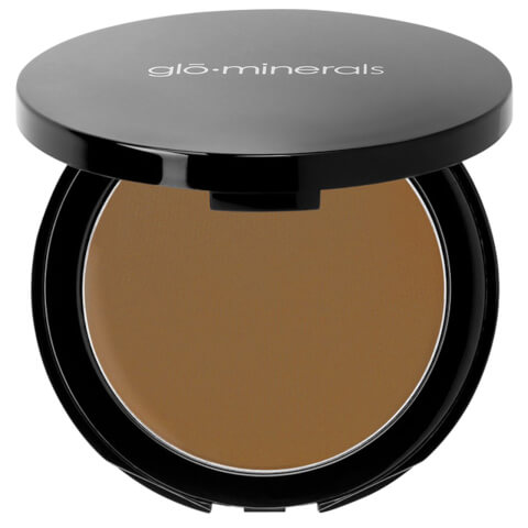 glo minerals Pressed Base Chestnut-Medium 9.9gm