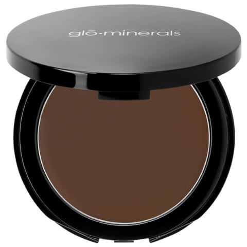 glo minerals Pressed Base Cocoa-Dark 9.9gm