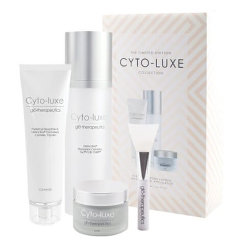 glo therapeutics Cyto-Luxe Collection