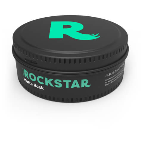 Instant Rockstar Matte Rock Strong Hold Style Wax 100ml