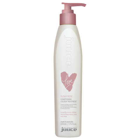 Juuce Love Conditioning Colour Treatment Dusky Rose 220ml