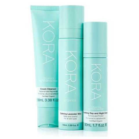 Kora Organics By Miranda Kerr 3 Step System - Normal/Sensitive