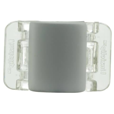 Linziclip Midi Claw Clip - Matte Cool Grey