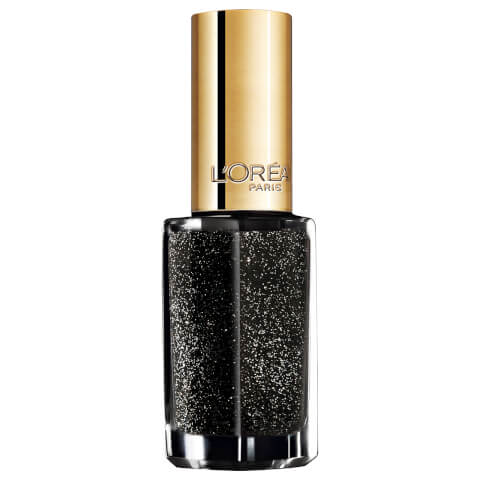 L'Oréal Paris Colour Riche Le Vernis Nail Polish #840 Black Diamond 5ml