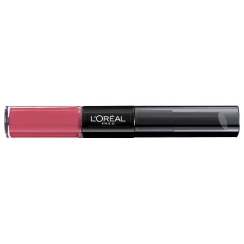 L'Oréal Paris Infallible 2-Step Lipstick #213 Toujours Teaberry 10ml