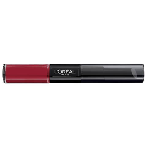 L'Oréal Paris Infallible 2-Step Lipstick #510 Continual Crimson 10ml