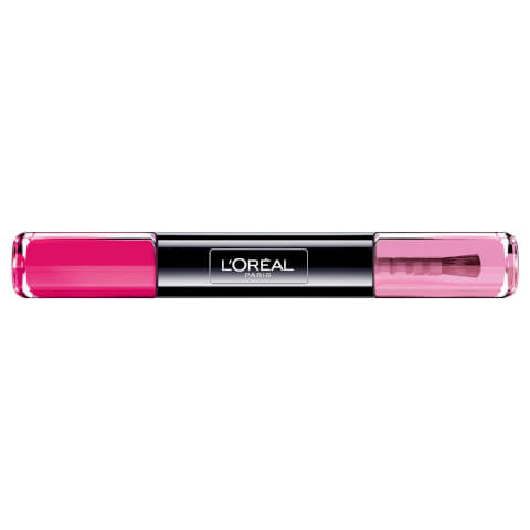 L'Oréal Paris Infallible Gel Nail Polish #10 Keep Magenta 2 x 5ml