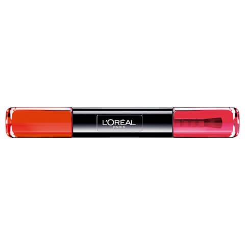 L'Oréal Paris Infallible Gel Nail Polish #13 Orange Extreme 2 x 5ml