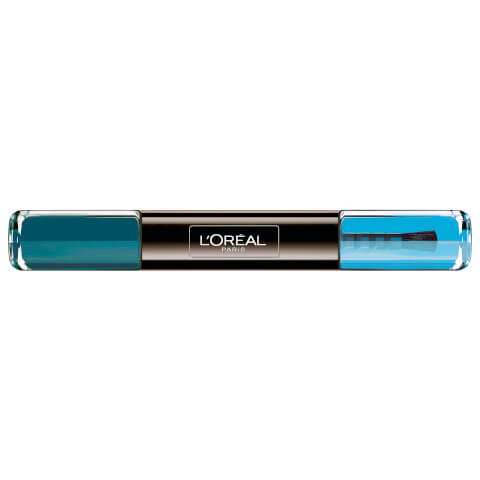 L'Oréal Paris Infallible Gel Nail Polish #7 Ocean Infinity 2 x 5ml
